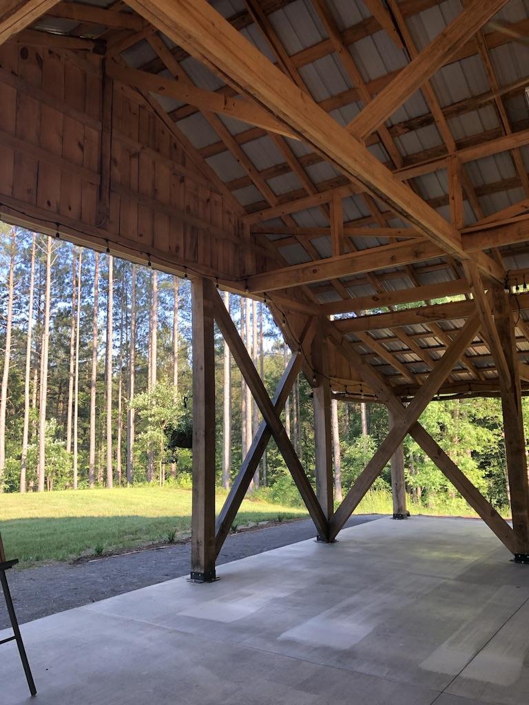 The Pavilion - Pine Knoll Farms
